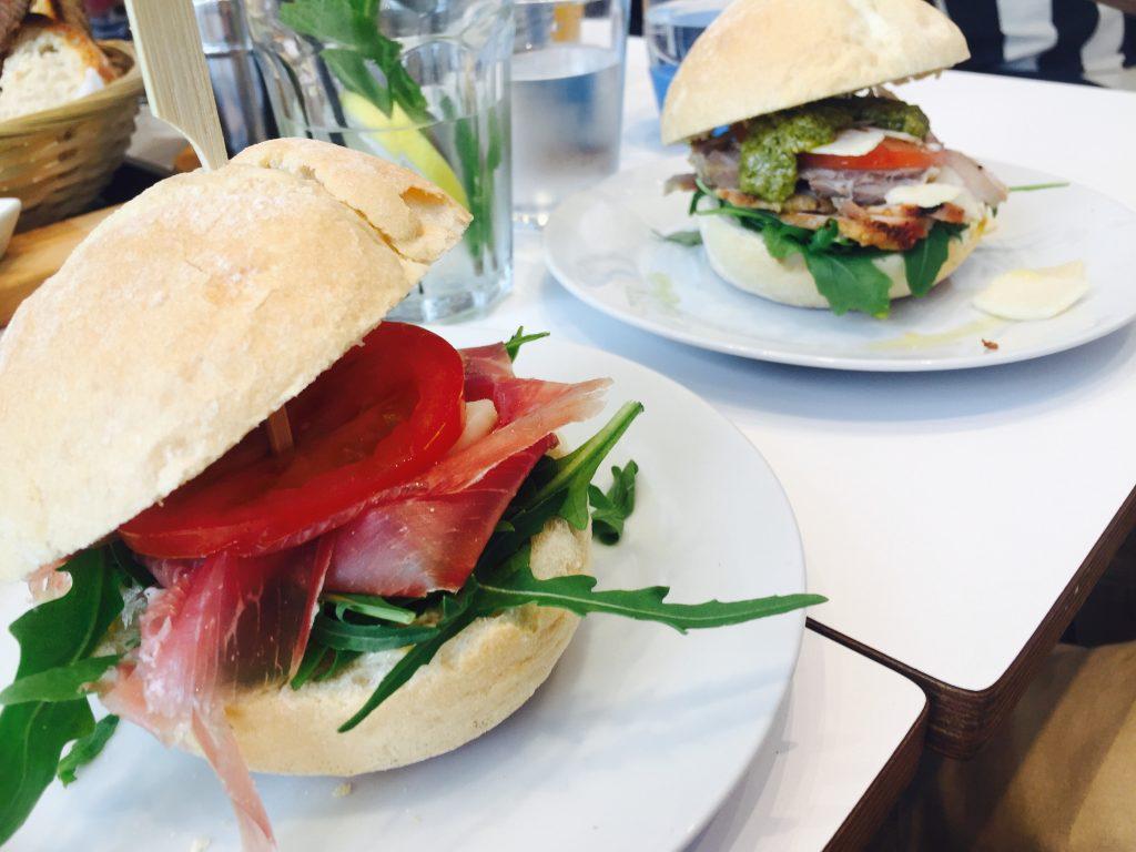 Portuguese Sandwiches