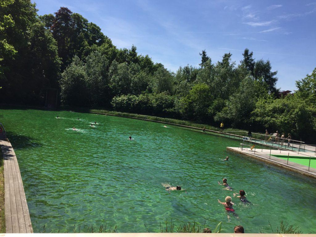 Boekenberg Park Pool