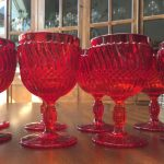 Red-Stemmed Goblets