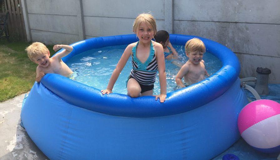 Swimming in Belgium