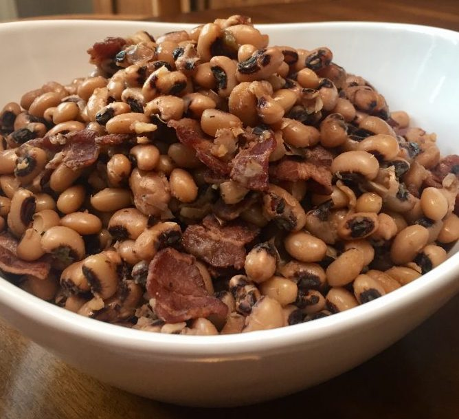 Not Your Fergie's Black-Eyed Peas
