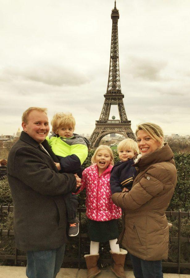 Visiting Paris in November 2015
