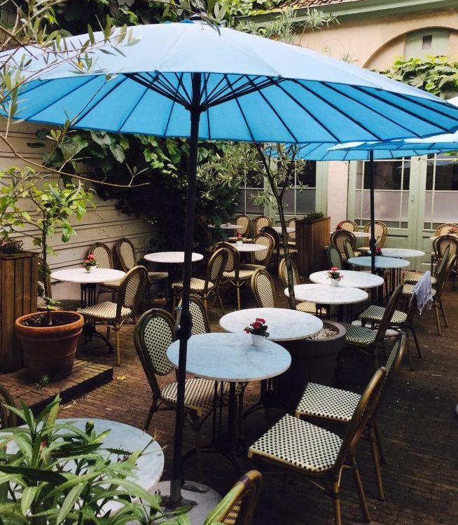 Alice - Garden Terrace