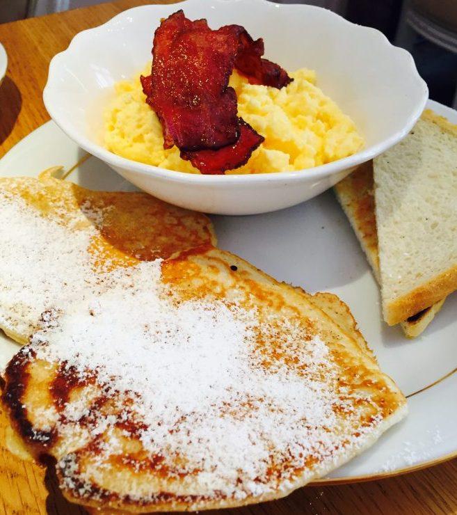 Alice - American Style Breakfast!