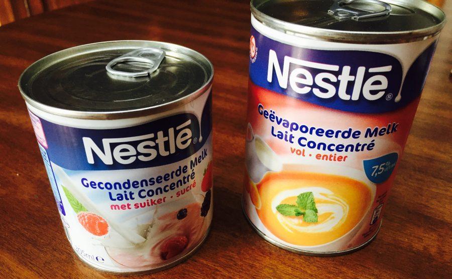 Evaporated Milk vs Condensed Milk