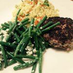 Karate Chop Steak