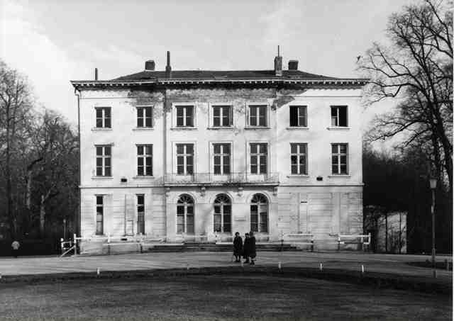 Te Boelaerpark Castle