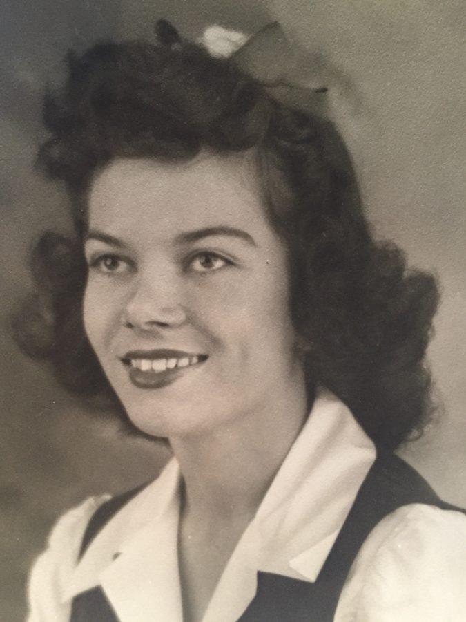 Grandma at 18
