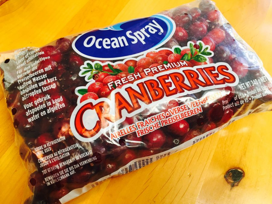 Red Jewels, aka Cranberries