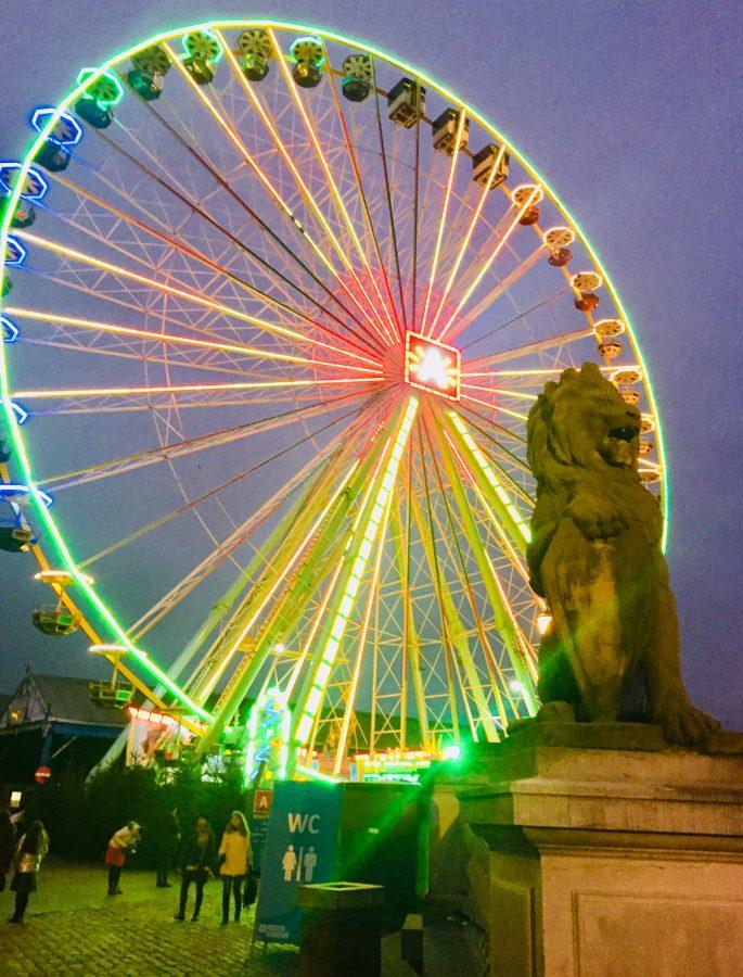 Antwerp Ferris Wheel