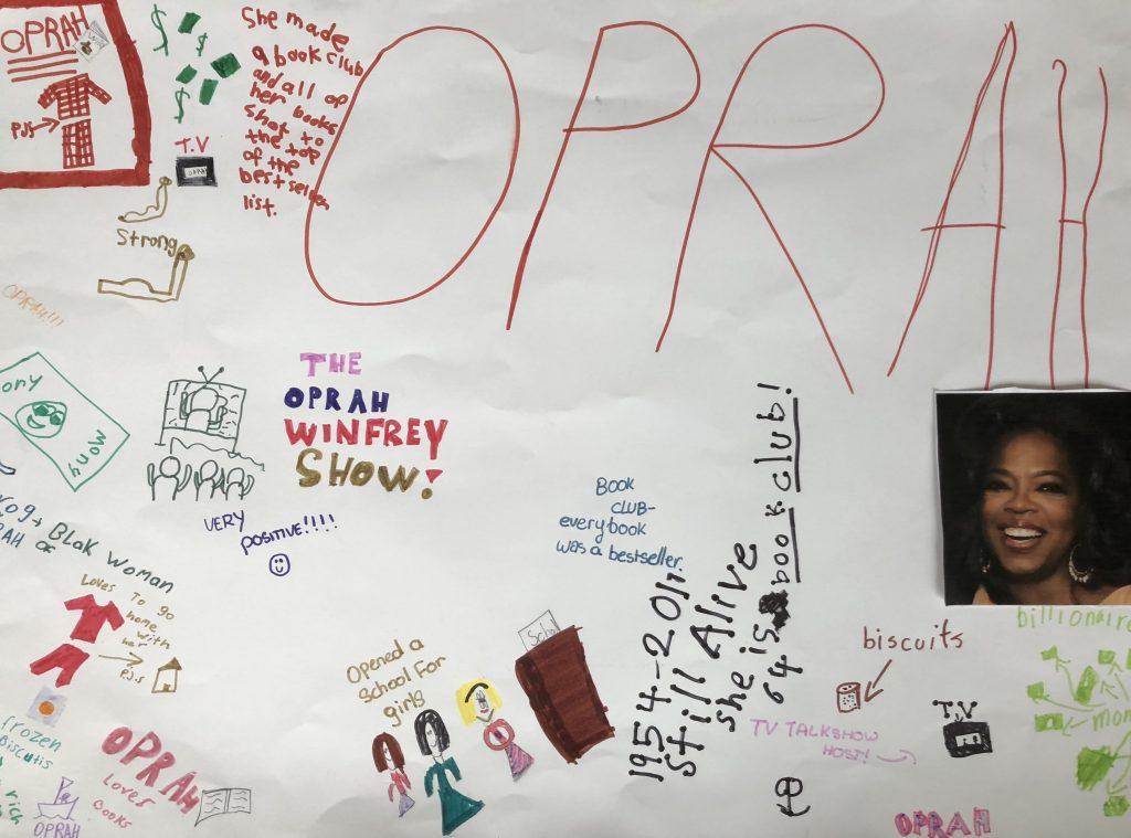 Oprah's Poster