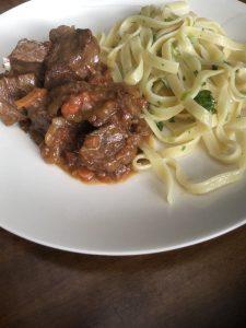 Beef Stew – Belgian Style