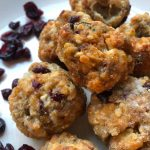 Kicking Cranberry Sausage Balls