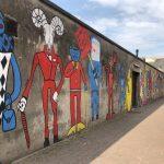 Crystal Ship Street Art Walking Tour